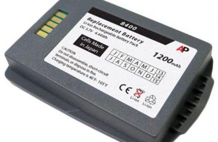 Wireless phone batteries - MSDS