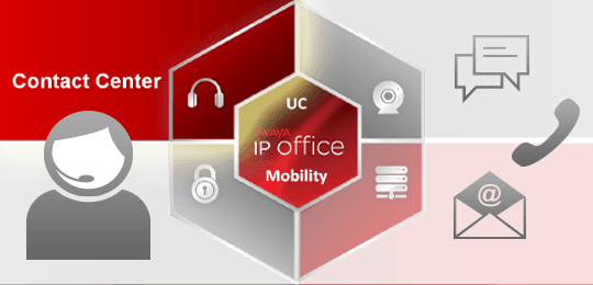 Avaya IP Office completed 600,000 installations, congrats