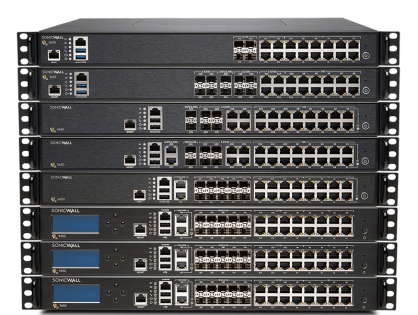 Sonicwall New Firmware and Software Releases