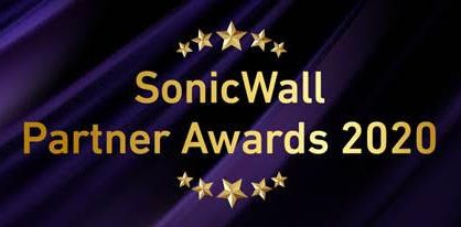 SonicWall Partner Awards 2020 | HTS wins Best Business Partner of the Year