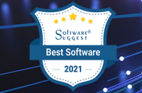 3CX Named the Best Software 2021 by SoftwareSuggest