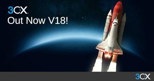 3CX v18 released
